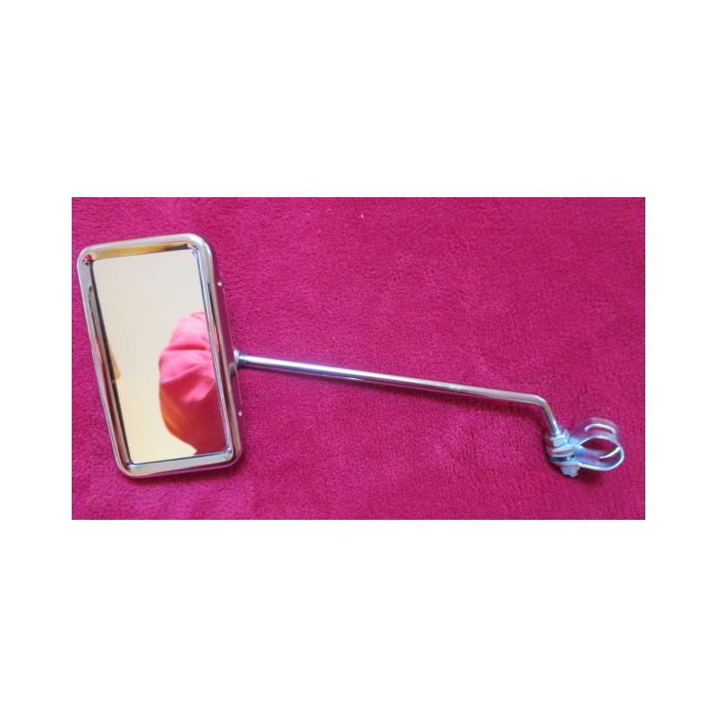 Espejo de varilla con soporte de espejo codo de plastico motos clasicas mg - Espejo de plastico ...