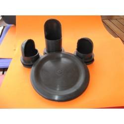 bultaco, gomas del filtro de sherpa 198 B y 199 B