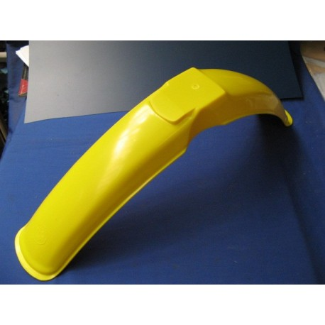 puch, guardabarros delantero amarillo
