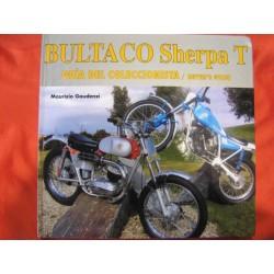 """BULTACO SHERPA """"Guía del coleccionista"""""""