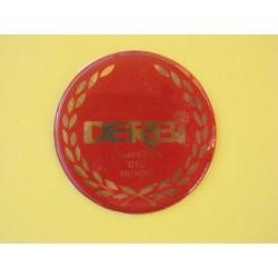 Derbi, emblema rojo