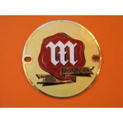 montesa emblema metálico Impala y derivadas