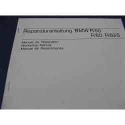 bmw R 50, R 60 y R 69 reparaciones en español