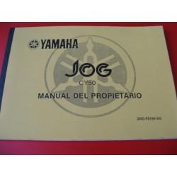 yamaha JOG mantenimiento