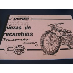 derbi antorcha super despiece