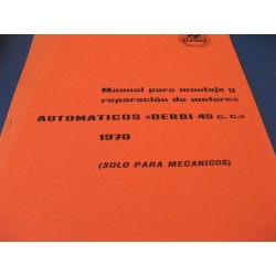 derbi automaticos de 49 manual de reparaciones