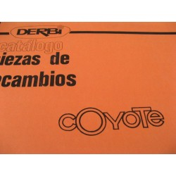 derbi coyote 49 despiece