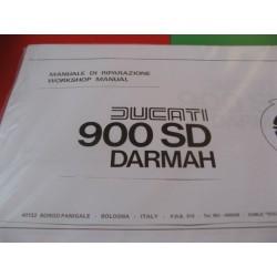 ducati 900 SD darmah reparaciones
