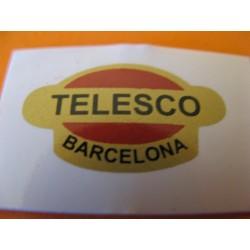 telesco adhesivo de amortiguadores años 50 y 60