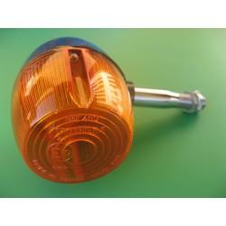 bultaco intermitente con soporte para metralla, mercurio GT, mat