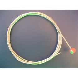 cable de embrague o freno de cabeza grande