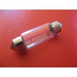 bombilla de plafonier (2 puntas) de 6V  5W