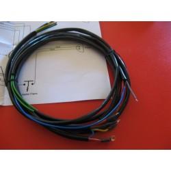 sistema de cableado de guzzi 73 con esquema electrico