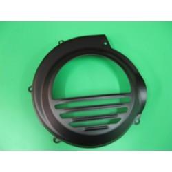 vespa PX tapa del volante magnetico negra