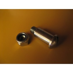 amal tornillo de sujeccion de maneta casquillo 8 rosca 6 (b40)
