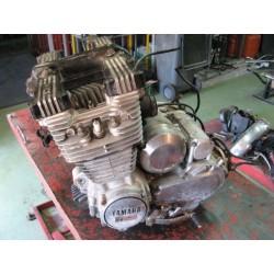 yamaha 650 motor 4 cilindros con transmision por cardan