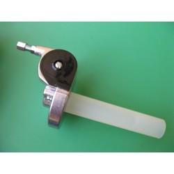 acelerador de salida lateral de aluminio
