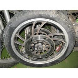 """yamaha varias rueda delantera usada de 19"""" con discos de freno"""