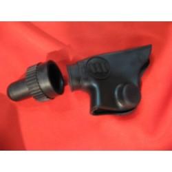 montesa gomas (2) protector de maneta con tapa tensor separada