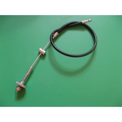 ducati cable de freno trasero con tope y tensor