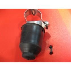 interruptor de pare de goma manillar bultaco,montesa y otras