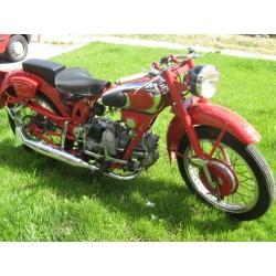guzzi airone sport 1951 homologada ASI impecable precio consulta