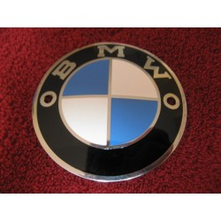 bmw emblema metalico de 60 mm