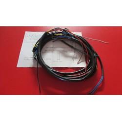 montesa impala y derivadas cableado electrico interruptor manill