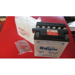 bateria 12V 14AH con acido (13 x 8,5 x 16 cm)