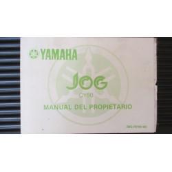 yamaha jog mantenimiento original
