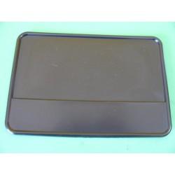 porta numero trial universal rectangular negro