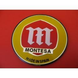 montesa emblema del deposito rigido de metraclilato