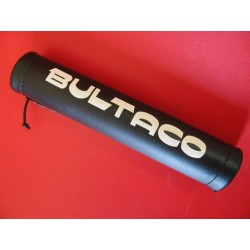 bultaco protector manillar trial negro con relleno indeformable