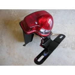 bultaco montadero metralla  and others lucas rear light
