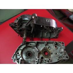 bultaco frontera mk11 370 carteres del motor con cigueñal y biela usado