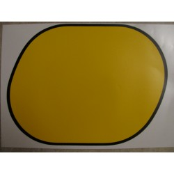 montesa enduro h7 250 adhesivo de la tapa lateral derecha