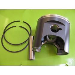 montesa cappra piston de 84 mm de diametro completo con bulon y segmentos