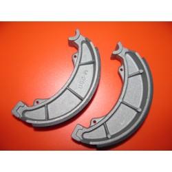montesa cappra zapatas de freno delanteras de 120 x 30 mm