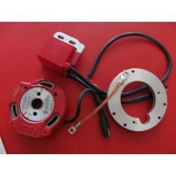 bultaco kit encendido electronico de rotor interior para motores de 250  360 y 370 c.c.