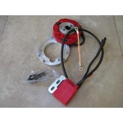 bultaco bandido encendido electronico de rotor interior