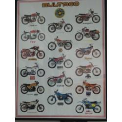 Poster Bultaco 1 (60 x 80)