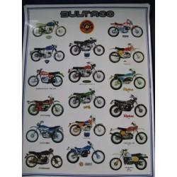 poster Bultaco 2 (60 x 80)