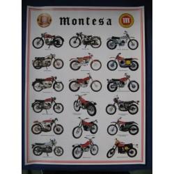 poster Montesa (60 x 80)