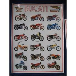 poster Ducati (60 x 80)