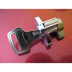 universal lock for vintage spanish motorcycle 1 key