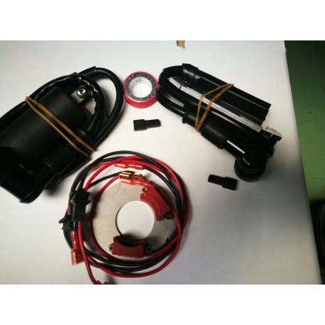 moto guzzi V35 V50 V65 encendido electronico