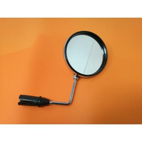 espejo de puño derecho e izquierdo de 100 mm
