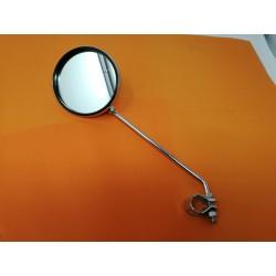 espejo parael manillar de varilla redondo de 80 milimetros