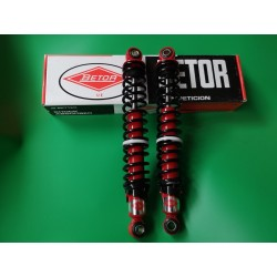 trial double spring rear shock Betor 34 centimeters