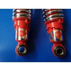 amortiguadores betor para moto trial de 34 cm y 5 precargas